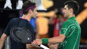 Federer n'était pas en mesure de lutter contre Djokovic