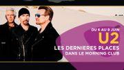 U2 en concert en Belgique: sold out action