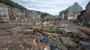 202 communes wallonnes sur 262 admises au Fonds des Calamités: le Gouvernement présente son plan de gestion de la crise