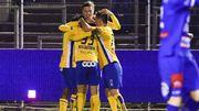 L'Union Saint-Gilloise se défait de Knokke et affrontera Genk en ¼ de la Coupe
