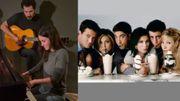 Courteney Cox reprend au piano le thème mythique du générique de Friends