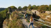 Une saison historique pour les 500 ans du siège du Château fort de Logne