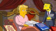 Et si le meilleur résumé des 100 premiers jours de Trump était cette minute des Simpsons?