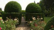 Le remarquable jardin des ifs à Gerberoy