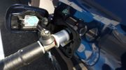 Remplissage d'un réservoir d'hydrogène d'une voiture