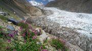 La fonte des glaciers, aussi inquiétante que celle des calottes polaires