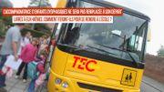 À Arlon, comment feront des enfants dysphasiques de 6 à 13 ans pour se rendre à l'école à la rentrée sans accompagnateur?