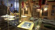 """Centenaire de la Première Guerre mondiale: ouverture de l'exposition """"La Guerre écrite"""" au Flanders Fields Museum à Ypres"""