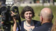 Jeanne Barseghian, candidate EELV à la mairie de Strasbourg