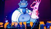 Gorillaz: un mashup pour fêter les 20 ans de leur premier bébé!
