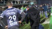 Violents débordements après Francs Borains-RAAL