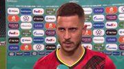 """Eden Hazard après le victoire face à la Russie : """"Les jambes reviennent, je reprends le rythme"""""""