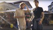 R.O. et Konoba parcourent l'Italie dans le clip de 'Red Dress'