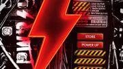 Des posters AC/DC font monter le suspense !