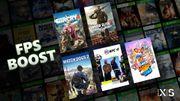 Xbox Series X/S : le FPS Boost est disponible, voici la liste des premiers jeux concernés