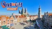 Viva for Life, prochaine étape Tournai!