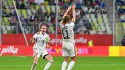 Red Flames: La Belgique arrache un point en Pologne dans le dernier quart d'heure