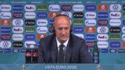 Euro 2020: Marco Rossi laisse couler quelques larmes de joie après le partage face à la France