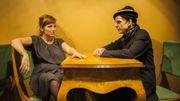 Aurore Fattier et Denis Lavant – Elisabeth II, Théâtre et Cinéma au diapason