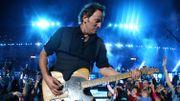 Une vente aux enchères avec des objets de Bruce Springsteen