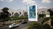 Téhéran métamorphosé en une immense galerie d'art