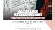 Un concert exceptionnel ce dimanche 17 février à Arlon...