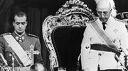 Juan Carlos et Franco
