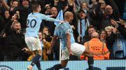 Kompany, sauveur de Manchester City face à Leicester