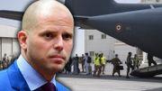 Theo Francken veut faire payer les rapatriés d'Afghanistan