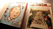 Un exemplaire spécial du premier album de Tintin adjugé 30.000 euros
