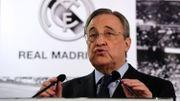 Florentino Pérez reconduit à la présidence du Real Madrid