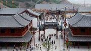Chine: ouverture d'une copie de l'ex-Palais d'été de Pékin