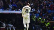Sergio Ramos suspendu 2 matches pour avoir délibérément cherché à obtenir un carton jaune