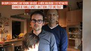 Deux papas doivent rendre leur fils adoptif à la mère biologique...