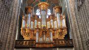 En l'absence de Doudou, l'histoire de l'orgue de Sainte Waudru est racontée par ses organistes