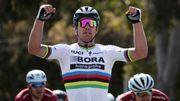 Peter Sagan fait briller l'arc-en-ciel sur le Tour de Suisse