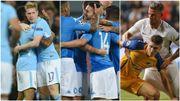 De Bruyne libère City, un assist et un but pour Mertens, superbe passe décisive d'Alderweireld