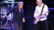 Les Who à Wembley samedi dernier