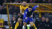 Eden Hazard à l'assist mais battu pour la 1ère de Dendoncker, Origi brille encore