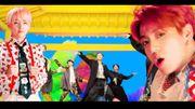BTS rentre dans l'histoire en atteignant les 100 millions de vues en une semaine