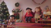Un spot de Noël tout mignon... pour mettre en garde contre la pollution de l'air