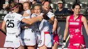 Vingt Red Panthers sélectionnées pour les trois premiers matches de la Hockey Pro League