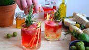 Deux recettes de mocktail (cocktail sans alcool)