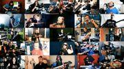 """[Zapping 21] Une reprise de """"Burn"""" de Deep Purple par 25 artistes metal du monde entier"""