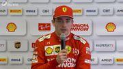 """Leclerc : """"Vettel privilégié chez Ferrari ? Logique, je dois donc tout faire pour être plus rapide que lui !"""""""
