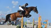 Olivier Philippaerts renforce sa place de leader en GCL avec les London Knights