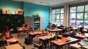Pour les élèves de 1e année primaire de l'école communale de Flénu, il n'y a pas de jouets spécifiquement destinés aux filles ou aux garçons