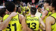"""Anvers hérite de Tenerife en demi-finale de """"son"""" Final Four"""