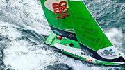 Le skipper belge Jonas Gerckens remporte la Fastnet Race 2017