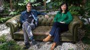 Michael Delaunoy et Cathy Min Jung